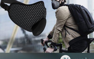 Narvalo presenta le mascherine con lo scudo anti-smog